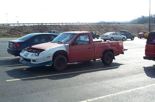 Truck+Car
