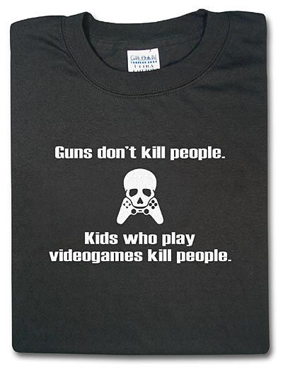 Guns Kill Shirt